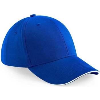 Accessoires textile Casquettes Beechfield Athleisure Bleu roi vif/Blanc