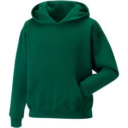 Vêtements Enfant Sweats Jerzees Schoolgear Hooded Vert bouteille