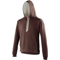 Vêtements Sweats Awdis Hooded Chocolat / vanille
