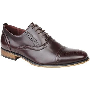 Chaussures Garçon Richelieu Goor Oxford Cerise