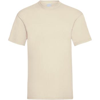 Vêtements Homme T-shirts manches courtes Universal Textiles Casual Beige