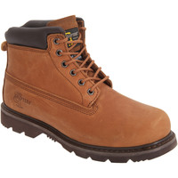 Chaussures Homme Boots Grafters Work Marron clair