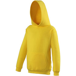 Vêtements Enfant Sweats Awdis Hooded Jaune soleil