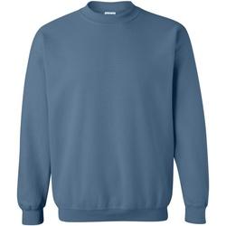 Vêtements Sweats Gildan 18000 Bleu indigo
