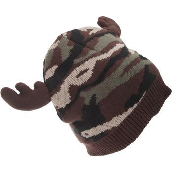 Accessoires textile Homme Bonnets Floso Beanie Marron