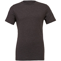 Vêtements Homme T-shirts manches courtes Bella + Canvas Jersey Gris foncé