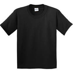 Vêtements Enfant T-shirts manches courtes Gildan 64000B Noir