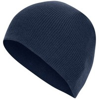 Accessoires textile Bonnets Absolute Apparel Knitted Bleu marine