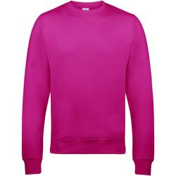 Vêtements Homme Sweats Awdis JH030 Rose