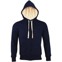 Vêtements Homme Sweats Sols Hooded Bleu marine
