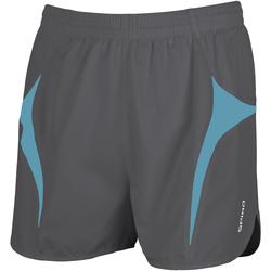 Vêtements Homme Shorts / Bermudas Spiro S183X Gris/Eau