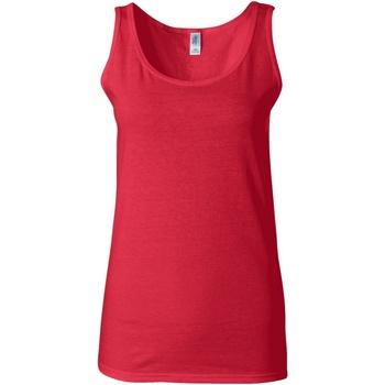 Vêtements Femme Les Escarpins D Gildan 64200L Rouge cerise