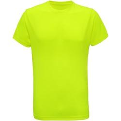 Vêtements Homme T-shirts manches courtes Tridri TR010 Jaune fluo