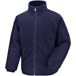 Vêtements Homme Polaires Result Polartherm Bleu marine