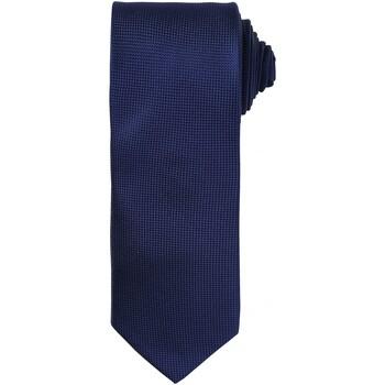 Vêtements Homme Cravates et accessoires Premier Waffle Bleu marine