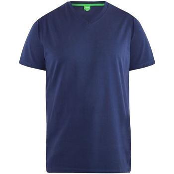 Vêtements Homme T-shirts manches courtes Duke Signature Bleu marine