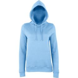 Vêtements Femme Sweats Awdis Girlie Bleu ciel