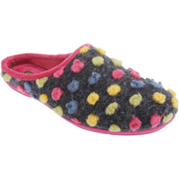 Chaussures Femme Chaussons Sleepers Knit Fuchsia