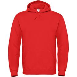 Vêtements Femme Sweats B And C Hooded Rouge