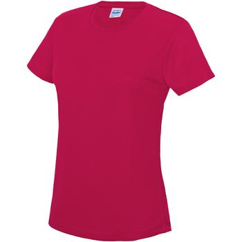 Vêtements Femme T-shirts manches courtes Just Cool JC005 Rose