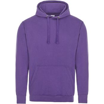 Vêtements Sweats Awdis College Violet foncé
