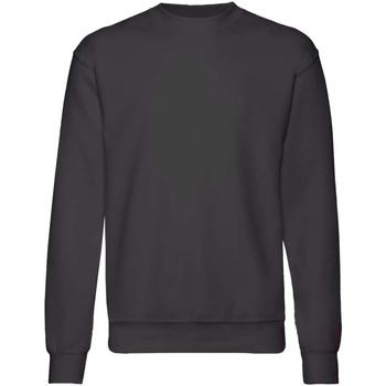 Vêtements Enfant Sweats Fruit Of The Loom Premium Noir