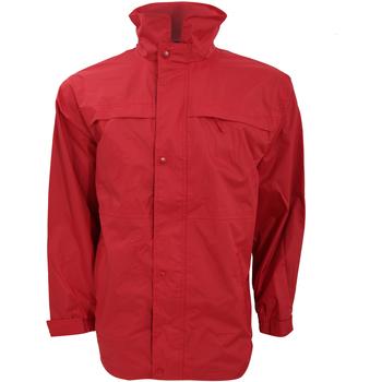 Vêtements Homme Coupes vent Result R67X Rouge/Bleu marine