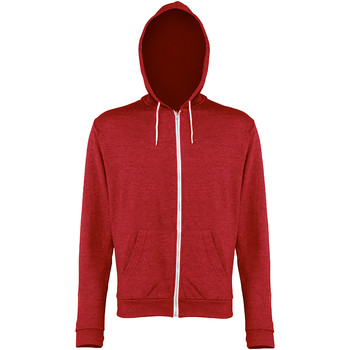 Vêtements Homme Sweats Awdis Hooded Rouge chiné