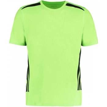 Vêtements Homme T-shirts manches courtes Gamegear KK930 Vert citron fluo/Noir