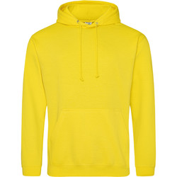 Vêtements Sweats Awdis College Jaune vif