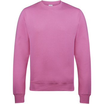 Vêtements Sweats Awdis JH030 Barbe à papa rose