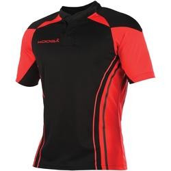 Vêtements Homme T-shirts manches courtes Kooga Rugby Noir/Rouge