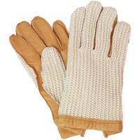 Accessoires textile Femme Gants Eastern Counties Leather Crochet Beige