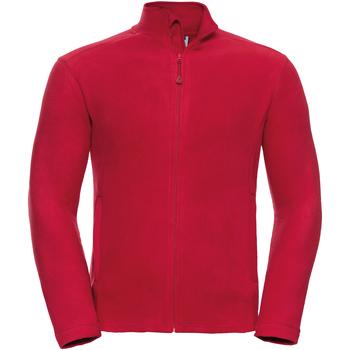 Vêtements Homme Polaires Russell Europe Veste polaire à fermeture zippée RW3282 Rouge classique