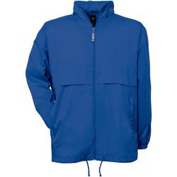 Vêtements Homme Coupes vent B And C Air Bleu royal