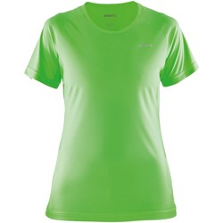 Vêtements Femme T-shirts manches courtes Craft Prime Vert clair