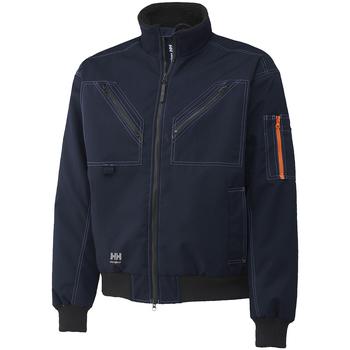 Vêtements Homme Polaires Helly Hansen 76211 Bleu marine