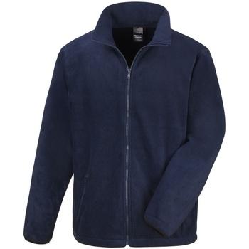 Vêtements Homme Polaires Result R220X Bleu marine