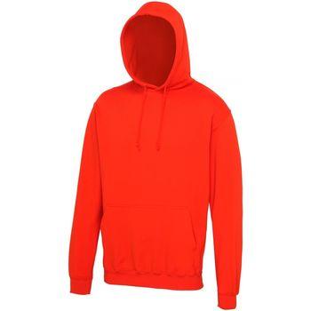 Vêtements Sweats Awdis College Orange vif