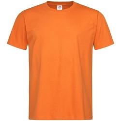Vêtements Homme T-shirts manches courtes Stedman Comfort Orange