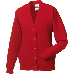 Vêtements Enfant Gilets / Cardigans Jerzees Schoolgear 273B Rouge