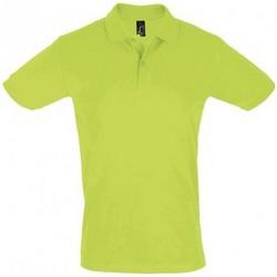 Vêtements Homme Polos manches courtes Sols 11346 Vert clair
