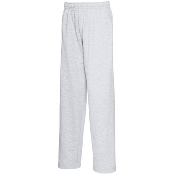 Vêtements Homme Pantalons de survêtement Fruit Of The Loom Jog Gris