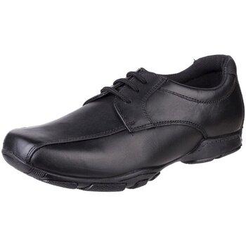 Chaussures Garçon Derbies Hush puppies Vincente Noir