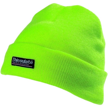 Accessoires textile Bonnets Yoko CAP402 Vert citron