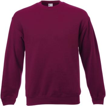 Vêtements Homme Sweats Universal Textiles Jersey Rouge sang