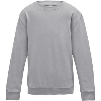 Vêtements Enfant Sweats Awdis JH30J Gris