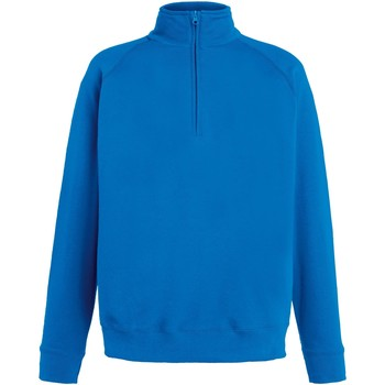 Vêtements Homme Sweats Fruit Of The Loom SS927 Bleu roi