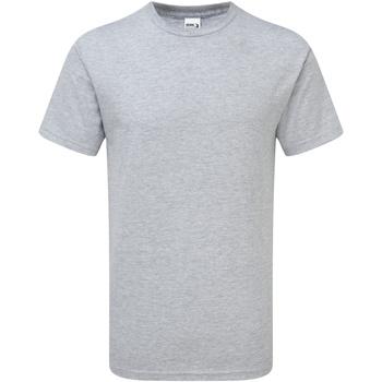 Vêtements Homme T-shirts manches courtes Gildan Hammer Gris clair