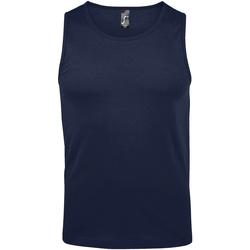 Vêtements Homme Débardeurs / T-shirts sans manche Sols Justin Bleu marine
